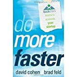 Do More Faster 1st (first) edition