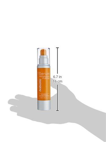 Amazon.com: Babaria Aloe Vera Split Ends / Frizz Hair Repairing Serum with Argan Oil 50ml: Beauty