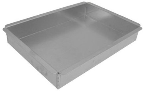 Parrish Magic Line 16 x 24 x 2 Inch Rectangle Cake Pan POB-16242