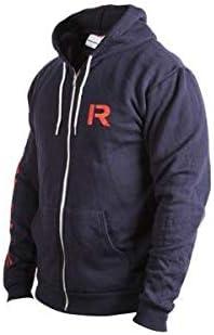 Rogue ローグ フィットネス トップス パーカー メンズ STENCIL HOODIE Navy x Red 公式 海外 クロスフィット トレーニングウェア ブランド