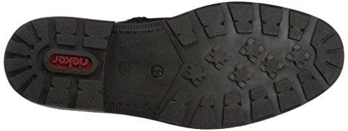35332 Bottes Noir schwarz Homme nero Classiques Rieker wpdP5qw