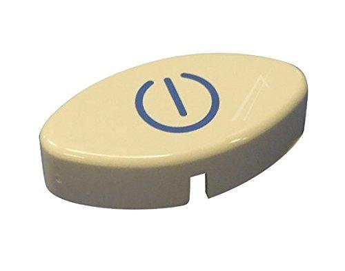Tecla pulsador Lavadora Indesit ON/OFF (EVO3). Color Blanco ...