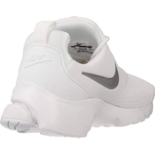 Nike Argent Femme Blanc blanc De Presto Mtallis Wmns Chaussures Fly 107 Course Pour Rr6wR