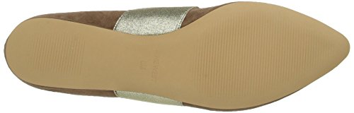 Pictures of Nine West Women's Seabrook Suede Ballet Flat 5 M US 7