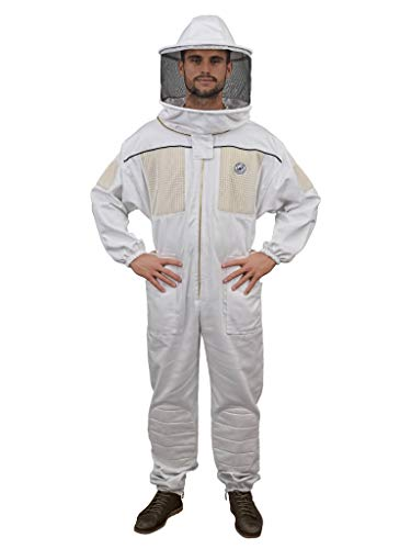 Humble-Bee-430-Ventilated-Beekeeping-Suit-with-Round-Veil