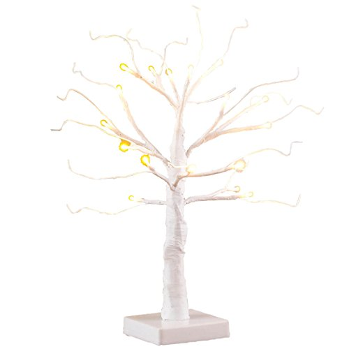 White Wire All Seasons Tree