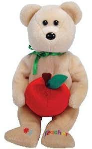 83b909fab73 Amazon com  TY Beanie Baby  1 TEACHER the Bear (Internet