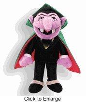 Gund Sesame Street Count Finger Puppet 5.75″ Puppets