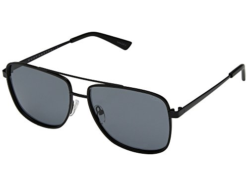 QUAY AUSTRALIA Men's Modern Times Black/Smoke One ()