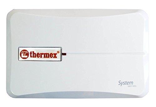 Thermex System 800 Weiß, Elektrische Durchlauferhitzer, Druckfest 8 KW