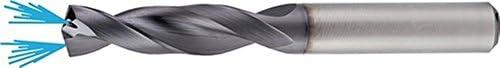 Promat Spiralbohrer DIN 6537 D. 3,2mm VHM TiAlN IK