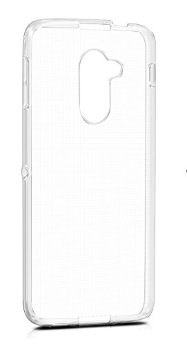 Tektide Case Compatible for BlackBerry DTEK60, [Invisible Armor] Crystal Clear, Ultra Slim, Soft Resilient, Lightweight TPU Rubber Back Cover/Shell ()