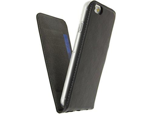 Mobilize Smartphone Gelly Flip Case Apple iPhone 7 Black [MOB-23320]