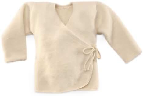 LANACARE Organic Merino Wool Baby Sweater