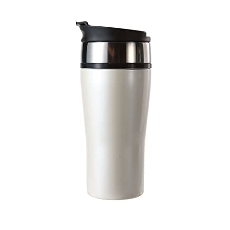 Brushed Stainless Timolino PCT-46K 16-Ounce Icon Vacuum Tumbler Product Packaging May Vary