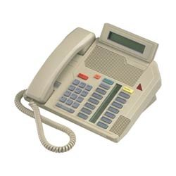 Mitel Communications A1604-0000-0207 M5316 Meridian Digital Centrex Phone – Black