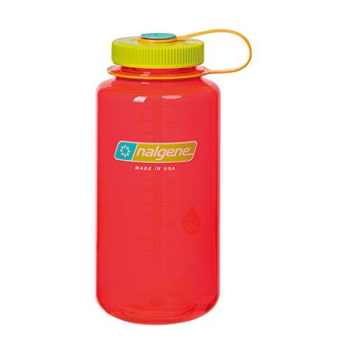 Nalgene WM 1 QT Pomegranate Bottle, 32 oz