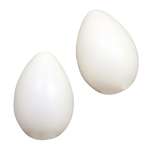 (Latin Percussion LP004-GLO Glow In Dark Egg Shakers 1Pr)