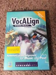 Vocalign Project For Digidesign pro tools -- version 2.9.3