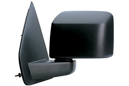OE Replacement Ford F-150 Driver Side Mirror Outside Rear View Partslink Number FO1320244
