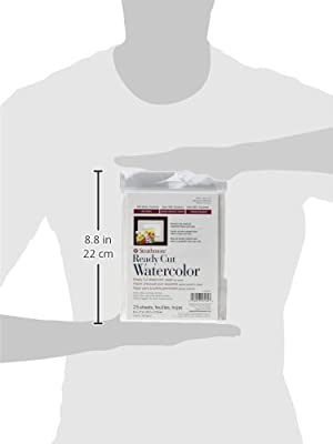 Strathmore 500 Series Ready Cut Watercolor Paper