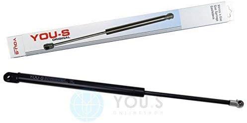 1 X YOU.S Tube /à Gaz pour Hayon 452 mm 180 N 8185181A02