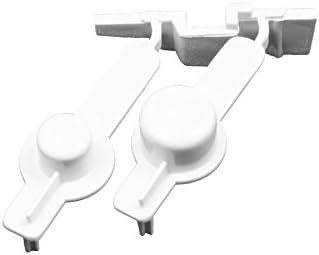 Wessper Botón para Lavadora Whirlpool AWE 6515