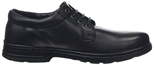 Puppies Derby George Stringate Scarpe Hush Uomo Hanston Black Nero axRZOqd