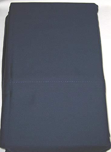 Set of 2 Ralph Lauren Dunham Sateen Standard Pillowcases-Cadet Blue Thread Count 100% Cotton-