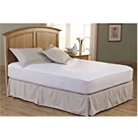 Twin Size 12 Inch Thick, Comfort Select 5.5 Visco Elastic Memory Foam Mattress Bed