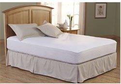 Comfort Select Queen Size 8 Inch Thick, 5.5 Visco Elastic Memory Foam Mattress Bed