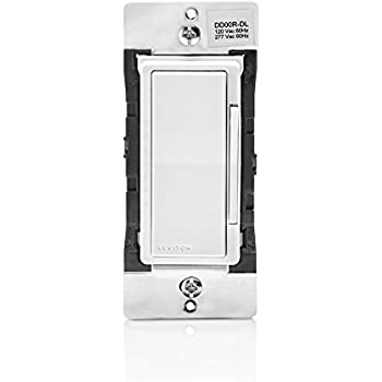 Leviton DD00R-DLZ 120VAC 60 Hz Decora Digital/Decora Smart Matching Dimmer Remote
