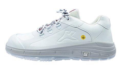 HKS , Chaussures de sécurité pour homme blanc Weiß 40