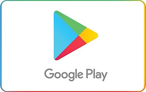 Google Play Gift Code Configuration Asin - E-mail Delivery