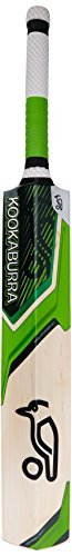 Kookaburra Kahuna Warrior Cricket Bat - Green, Short Handle by Kookaburra by Kookaburra
