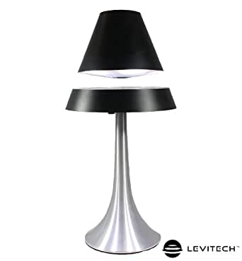 Black LeviTECH Levitating Anti-Gravity Lamp - - Amazon.com