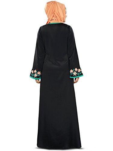 MyBatua Abaya Frauen offen Online Graceful vorne rx4grq
