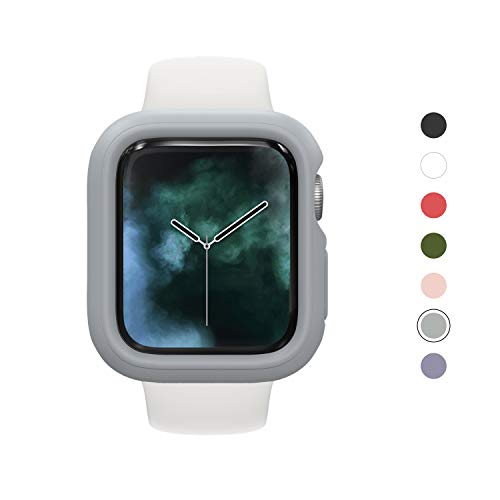 Funda Protectora De Pantalla,apple Watch Serie 1/2/3 Plata