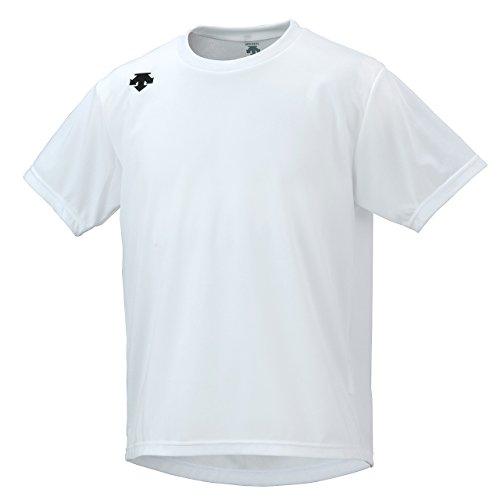 데상트(DESCENTE) 원 포인트H/S셔츠