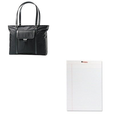 KITSML495731041UNV20630 - Value Kit - Samsonite Cosco Ultima 2 Ladies Laptop Bag (SML495731041) and Universal Perforated Edge Writing Pad (UNV20630) by Samsonite