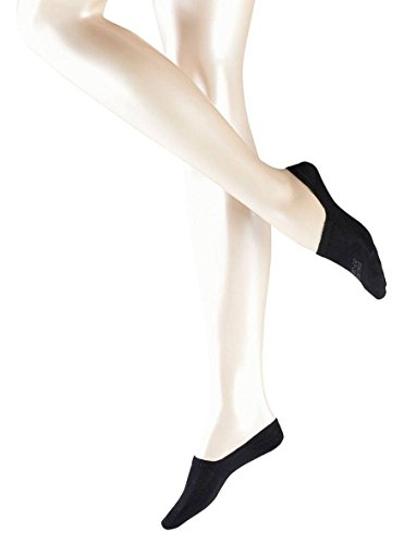 Falke Womens Step Invisible Sneaker Socks - Black - (Falke Sneakers)