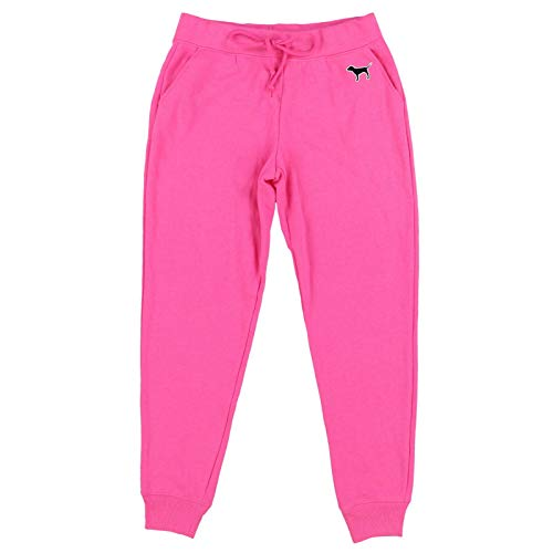 Victoria's Secret Pink Classic Jogger Sweatpants (S, Pink)