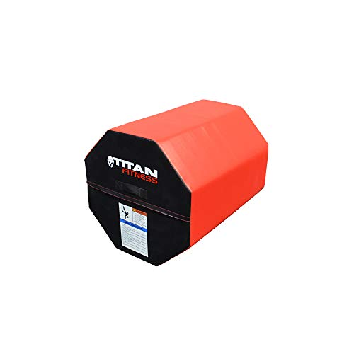 Titan Distributors Inc. Junior Gymnastic Large Octagon Style Tumbler Trainer and Spotter for Backbend Kickover Hand Springs