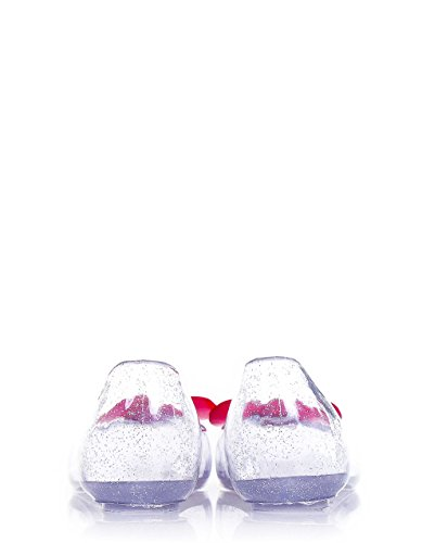 style completely Silver Girls Child flat ballet of and Women Girl PVC made of comfort GUESS in synonym made Italy HtT6wd6x