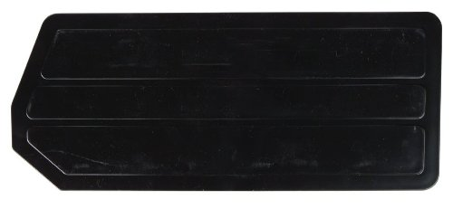 Quantum DUS242 Plastic Divider for QUS242, 12-Inch by 7-Inch, Black, Case of 6
