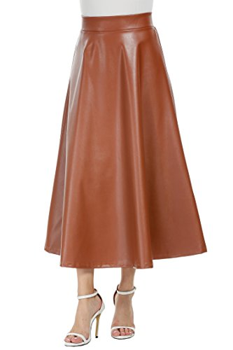 Flare Fully Lined Skirt - 3