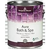 Aura Bath & Spa Waterborne Interior Paint - Matte Finish(532)