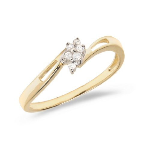 0.06 Ct Diamond Fashion - 8