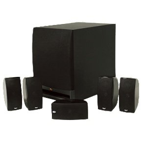 Klipsch HD1000 5.1 Channel Home Theater Speaker System