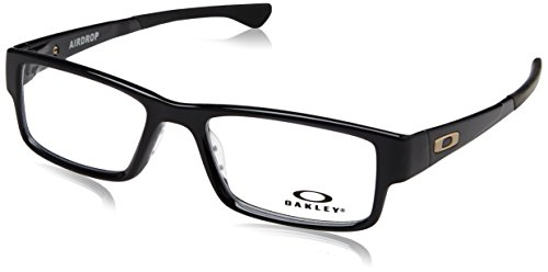 Oakley Airdrop OX8046-0253 Eyeglasses Black Ink - Frames Mens Oakley Eyeglass